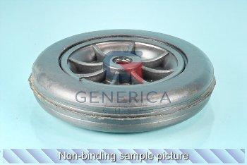 Wheel for strap dispenser BV10