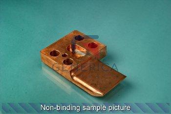 Aufnahmeplatte, wassergekühlt M400-100