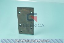 Mounting plate, Pos. 6003