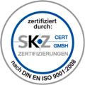 DIN 9001 Zertifizierung